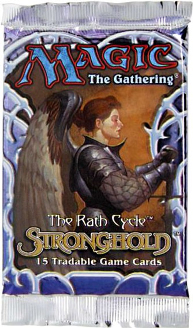 MtG Trading Card Game Stronghold Booster Pack