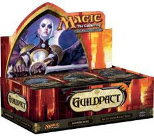MtG Trading Card Game Guildpact Booster Box [36 Packs]