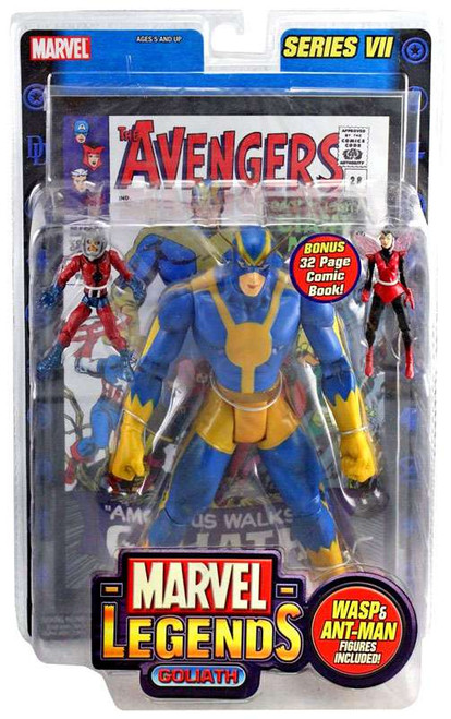 Marvel Legends Series 7 Goliath Action Figure