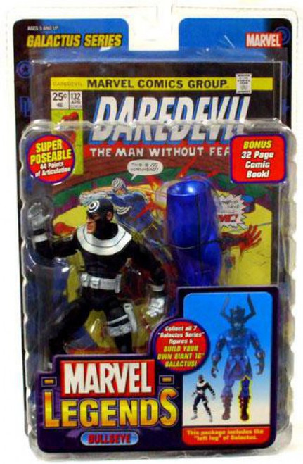 Marvel Legends Series 9 Galactus Bullseye Action Figure