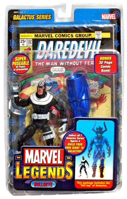 Marvel Legends Series 9 Galactus Bullseye Action Figure [Angry Variant]