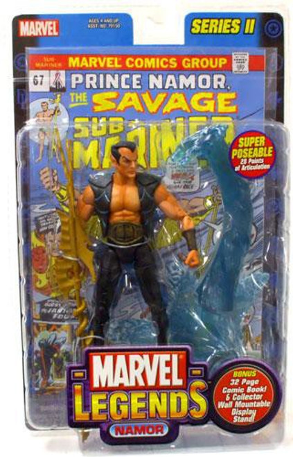Marvel Legends Series 2 Namor the Sub-Mariner Action Figure