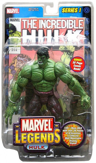 Marvel Legends Series 1 Hulk Action Figure