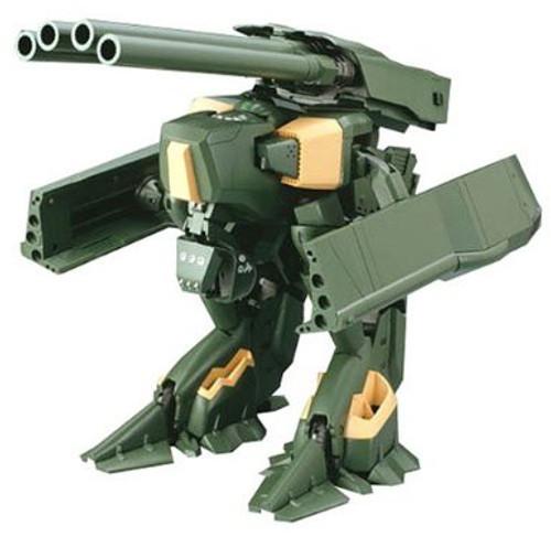 MAC-II (Mobile Assault Cannon) Konig Monster Model VB-6