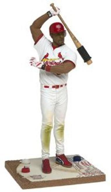 McFarlane Toys MLB St. Louis Cardinals Sports Picks 3 Inch Mini Series 4 Albert Pujols Mini Figure