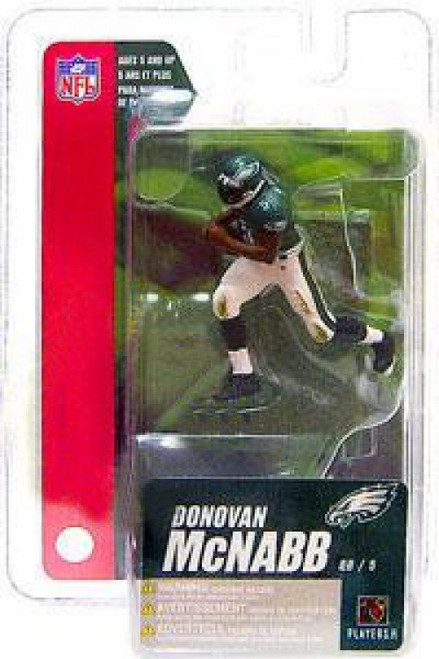 McFarlane Toys NFL Philadelphia Eagles Sports Picks Series 4 Mini Donovan McNabb 3-Inch Mini Figure