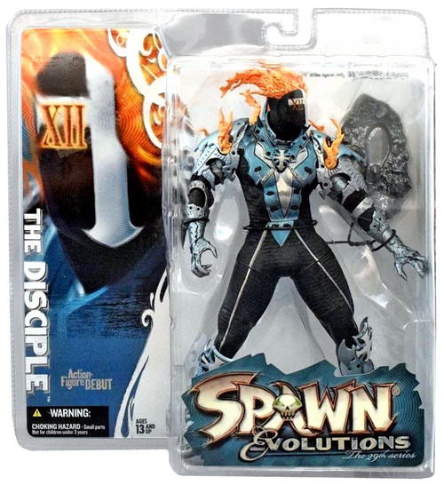 McFarlane Toys Spawn Series 29 Evolutions The Disciple Action Figure