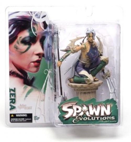 McFarlane Toys Spawn Series 29 Evolutions Zera Action Figure