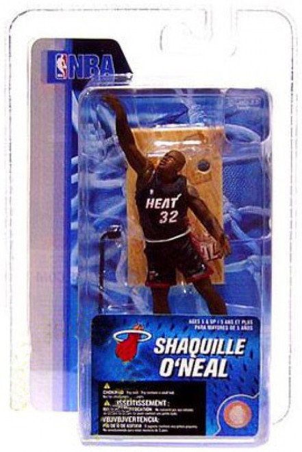 McFarlane Toys NBA Miami Heat Sports Picks 3 Inch Mini Series 4 Shaquille O'Neal Mini Figure
