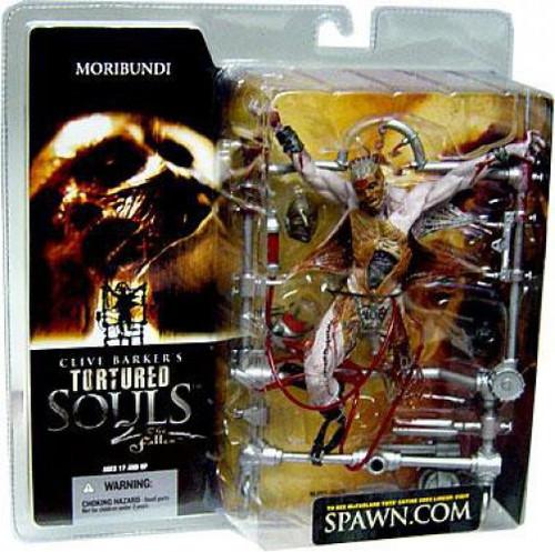 McFarlane Toys Clive Barker's Tortured Souls Tortured Souls 2 The Fallen Moribundi Action Figure