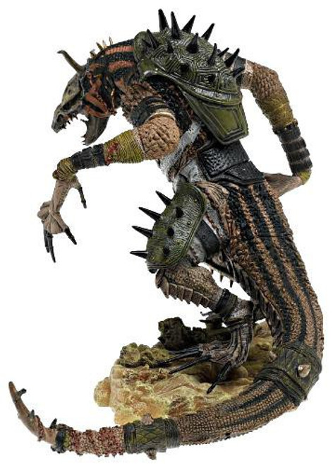 McFarlane Toys Dragons Quest for the Lost King Series 3 Komodo Clan Dragon 3 Action Figure