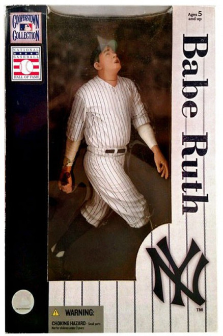 McFarlane Toys MLB New York Yankees Sports Picks Cooperstown Collection Babe Ruth Action Figure