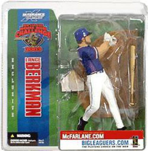 McFarlane Toys MLB Sports Picks Series 8 Lance Berkman Action Figure