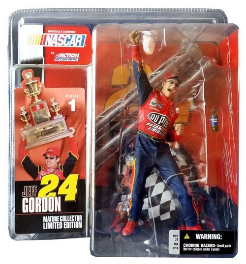 McFarlane Toys NASCAR Series 1 Jeff Gordon Action Figure