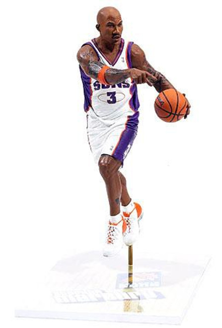 McFarlane Toys NBA Phoenix Suns Sports Picks Series 5 Stephon Marbury Action Figure [White Jersey]