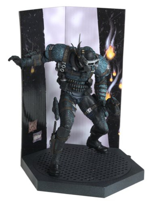McFarlane Toys Spawn Series 24 The Classic Comic Covers SWAT I64 with Gas Mask Action Figure