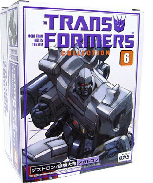 Transformers Megatron #6 [Collector's Series]