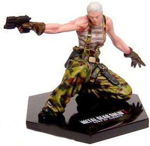 Metal Gear Solid PVC Art Statues Series 1 Olga Gurlukovich Statue