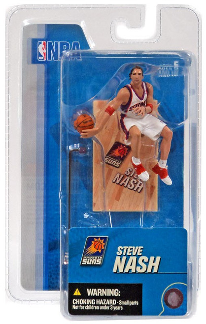 McFarlane Toys NBA Phoenix Suns Sports Picks 3 Inch Mini Series 3 Steve Nash Mini Figure