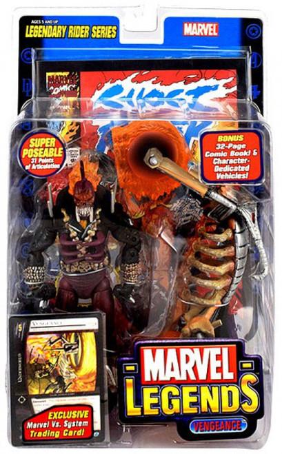 Marvel Legends Series 11 Legendary Riders Vengeance Action Figure