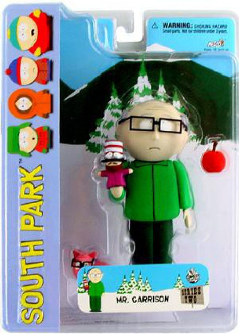 South Park Series 2 Mr. Garrison Action Figure