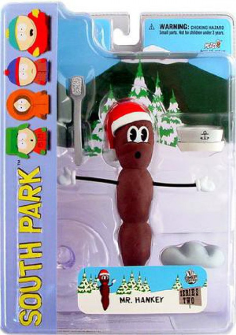 South Park Series 2 Mr. Hankey Action Figure