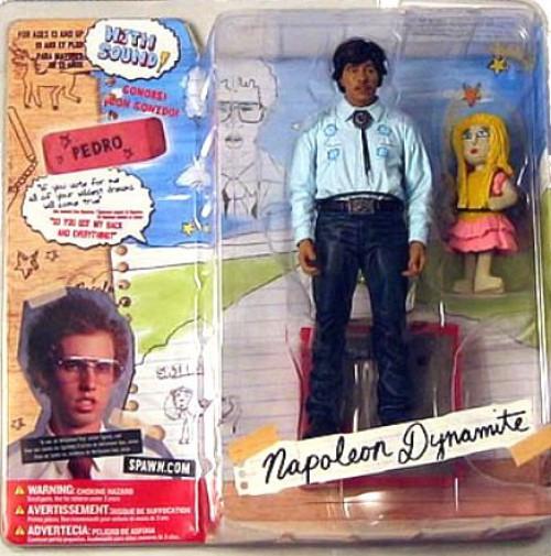 McFarlane Toys Napoleon Dynamite Series 1 Pedro Action Figure
