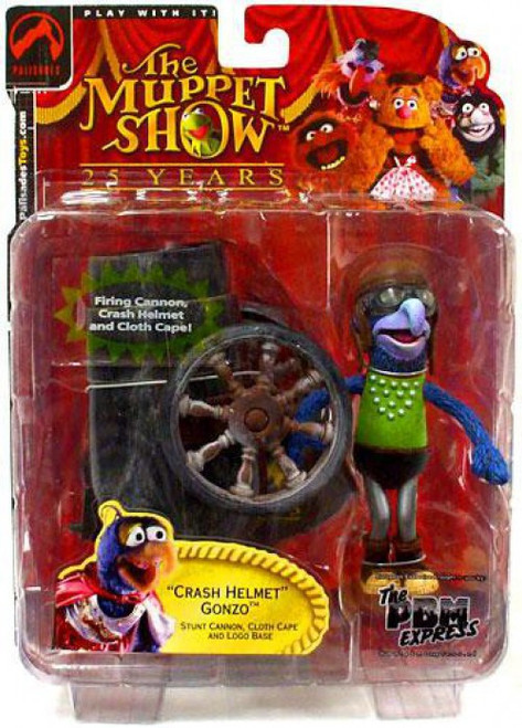 The Muppets The Muppet Show Gonzo Exclusive Action Figure [Crash Helmet]