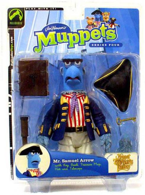 The Muppets Muppet Treasure Island Series 4 Mr. Samuel Arrow Action Figure