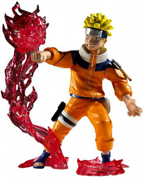 Premium Sculpt Naruto Uzumaki Action Figure