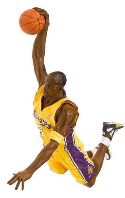 McFarlane Toys NBA Los Angeles Lakers Sports Picks Series 9 Kobe Bryant Action Figure [Yellow Jersey]
