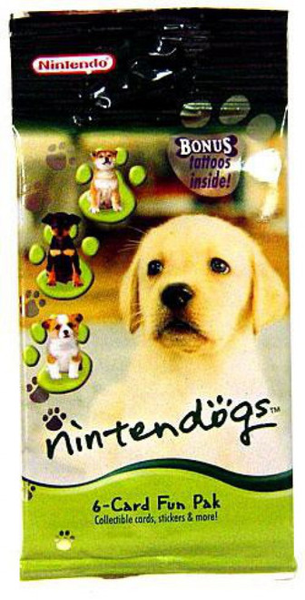 Nintendogs Trading Card Pack