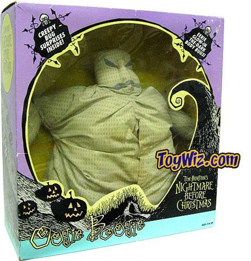 Nightmare Before Christmas Oogie Boogie Bugs in my Belly Plush