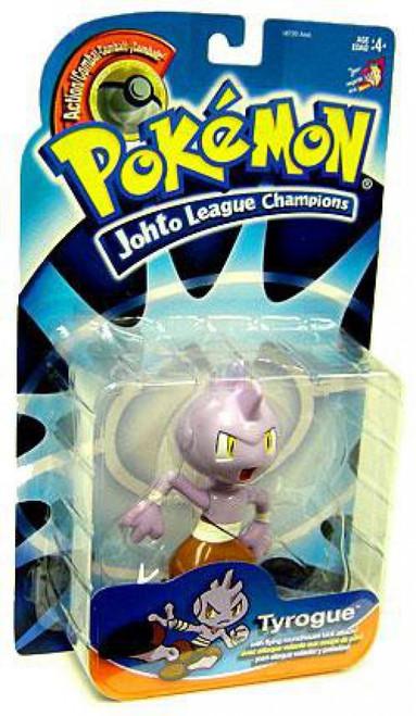Pokemon Johto Edition Johto League Champions Tyrogue Action Figure