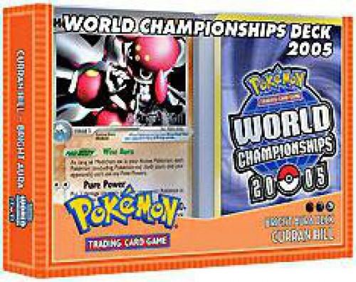 Pokemon Trading Card Game 2005 World Championships Curran Hill's Bright Aura Deck