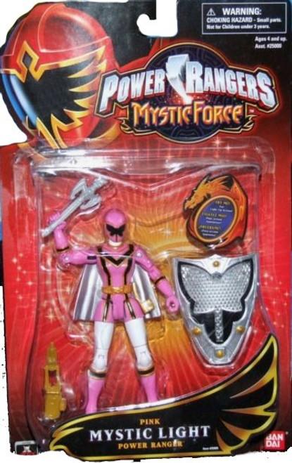 Power Rangers Mystic Force Pink Mystic Light Power Ranger Action Figure