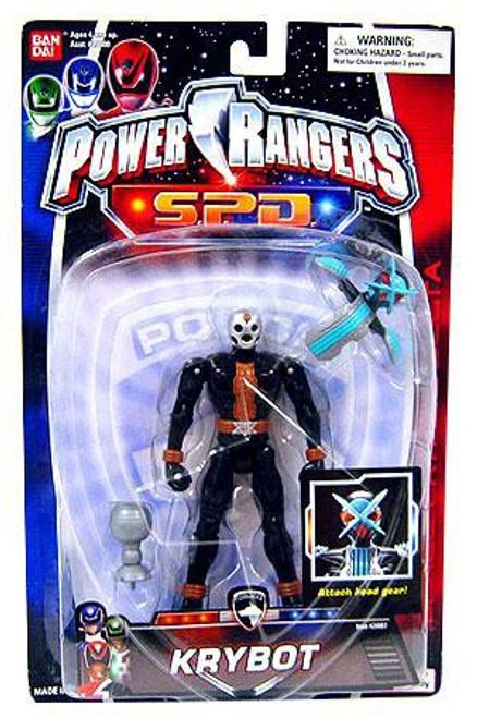 Power Rangers SPD Krybot Action Figure