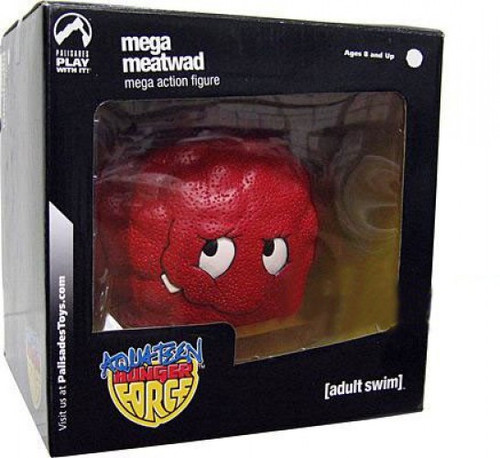 Adult Swim Aqua Teen Hunger Force Mega Meatwad Action Figure