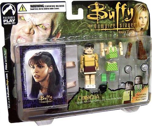 Buffy The Vampire Slayer PALz Series 2 Cordelia Mini Figure