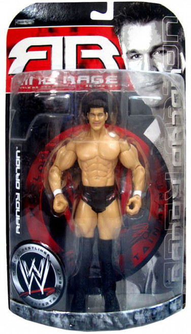 WWE Wrestling Ruthless Aggression Series 18.5 Ring Rage Randy Orton Action Figure