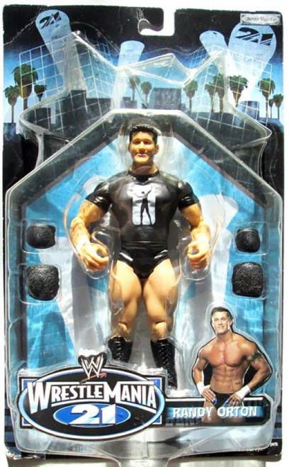 WWE Wrestling WrestleMania 21 Series 3 Randy Orton Exclusive Action Figure