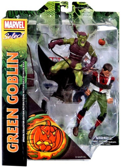 Marvel Select Green Goblin Action Figure [Towing Peter Parker]