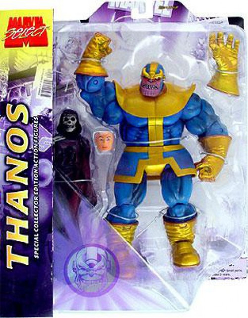 Marvel Select Thanos Action Figure [Classic Comic Version]