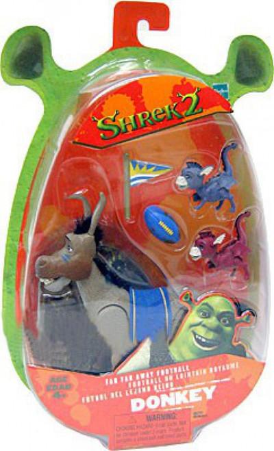 Shrek 2 Donkey Action Figure [Far Away Football]