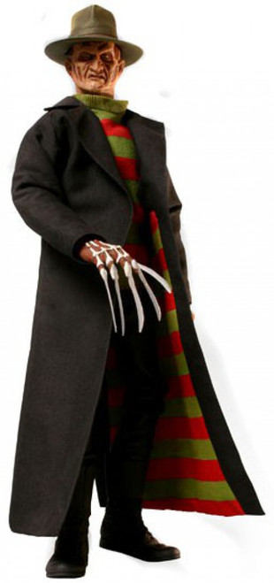 Nightmare on Elm Street Wes Craven's New Nightmare Freddy Krueger Collectible Figure