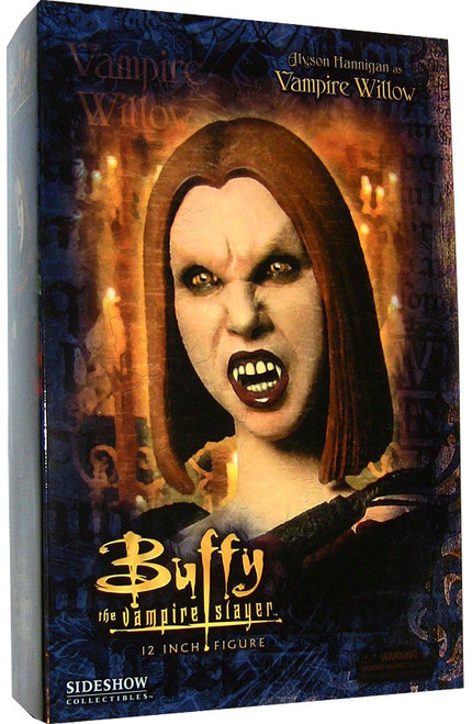 Buffy The Vampire Slayer Vampire Willow Collectible Figure