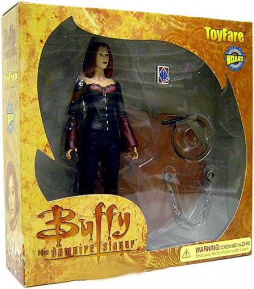"Buffy The Vampire Slayer Series 5 Willow Exclusive Action Figure [""The Wish""]"