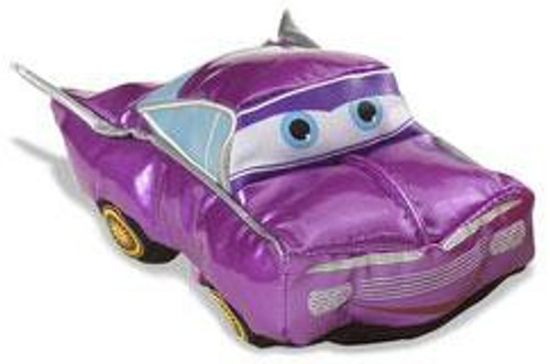 Disney / Pixar Cars Plush Smack & Yak Ramone Plush [Purple]