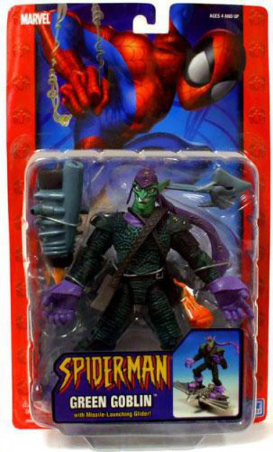Spider-Man Green Goblin Action Figure