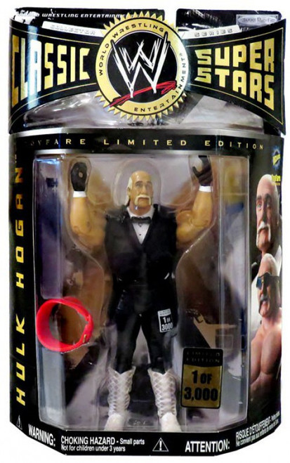 WWE Wrestling Classic Superstars Hulk Hogan Exclusive Action Figure [Slammy Awards]